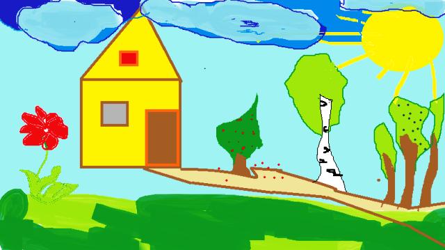Пузенков Руслан домик в деревне