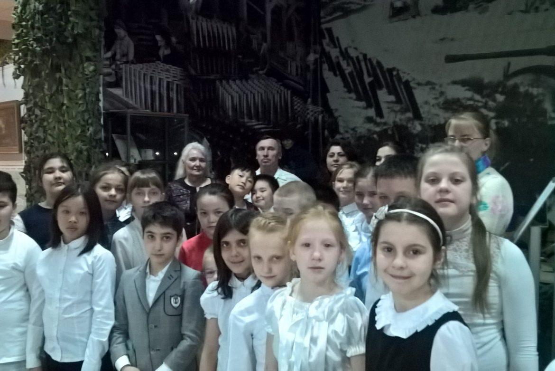 В краеведческом музее Реутова