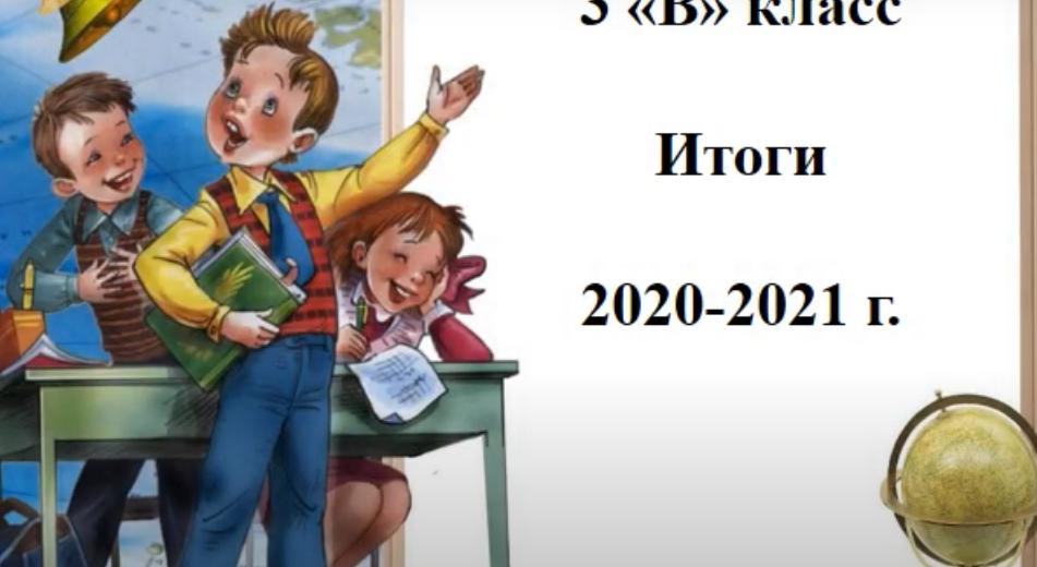 Итоги 3 класса